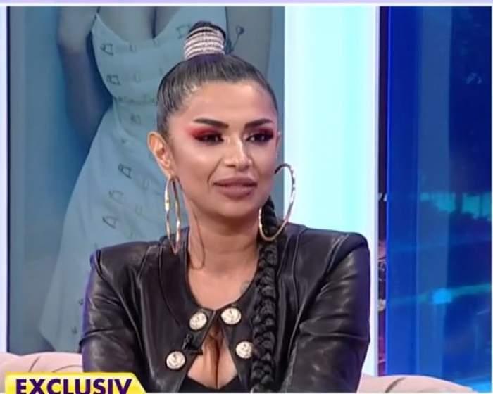 Raluca Drăgoi, la Showbiz Report