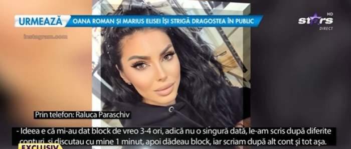 Raluca Paraschiv, la Antena Stars