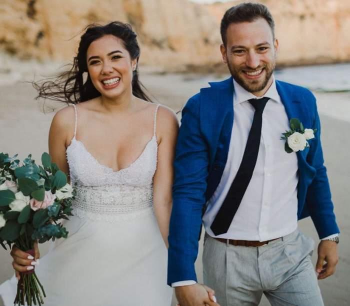 Soțul grec al unei tinere mame de doar 20 de ani fost arestat chiar în timpul înmormântării femeii. Ce probe șocante au găsit oamenii legii