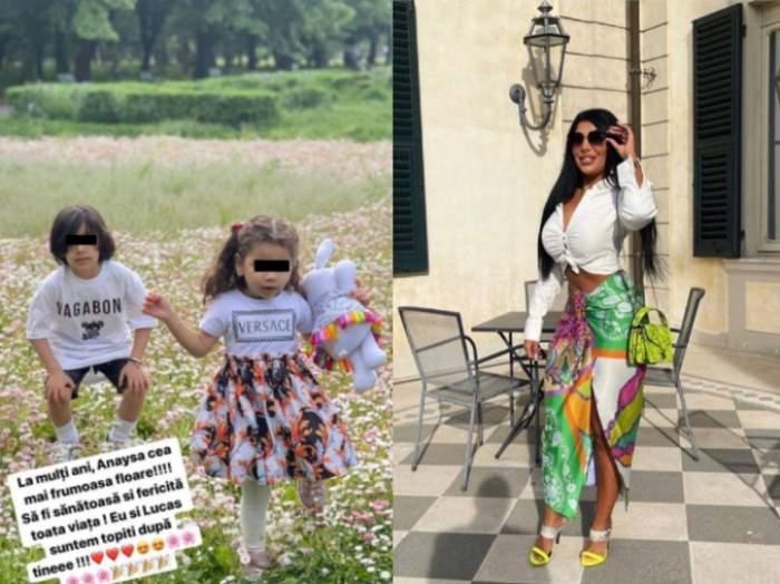 Alina Marymar, mesaj surprinzător de ziua de naștere a fetiței lui Tzanca Uraganu. Cum a reacționat Lambada, mama fetiței / FOTO