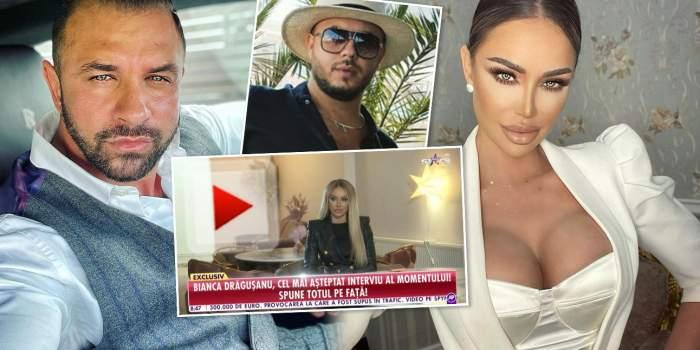 Bianca Drăgușanu, interviu exclusiv la Antena Stars! Celebra blondă spune adevărul despre scandalul cu Alex Bodi și relația cu Gabi Bădălău/ VIDEO