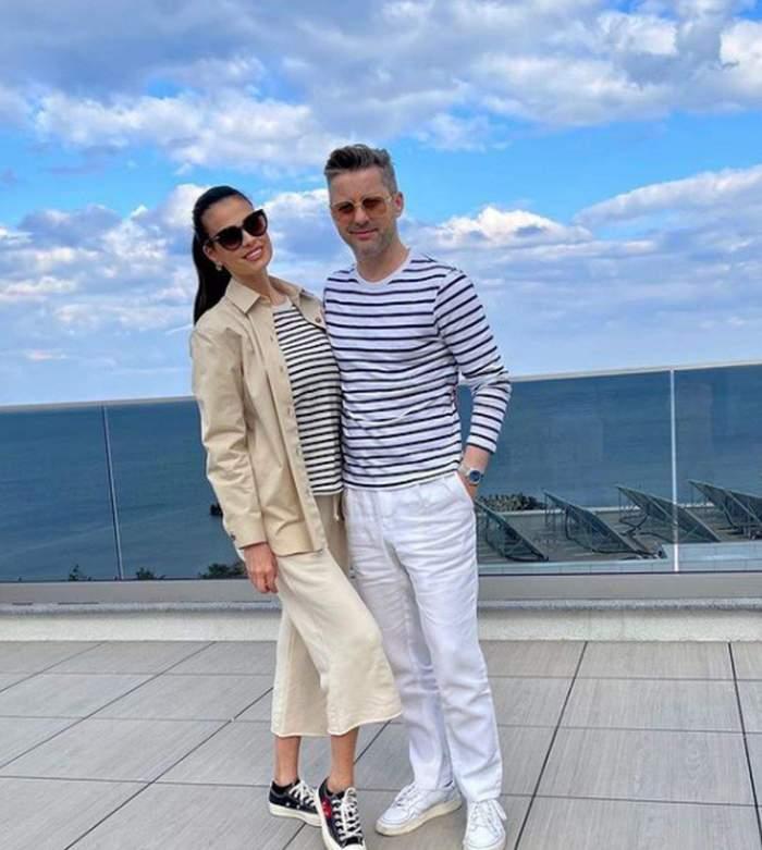 Anca Serea și Adrian Sînă, cadouri speciale pentru copiii lor. Ce daruri le-au făcut aceștia cu ocazia Zilei Copilului