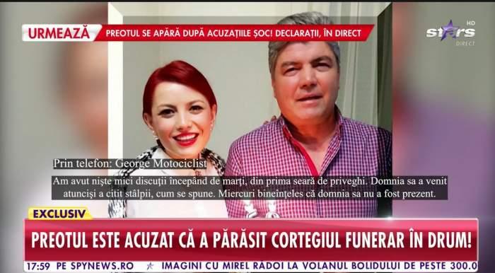 Elena Gheorghe și tatăl ei