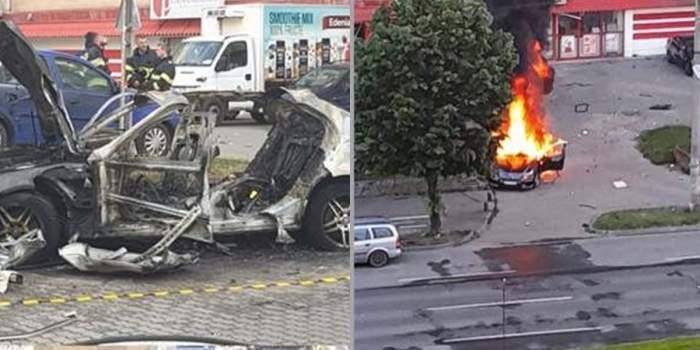 masina explodata ioan crisan