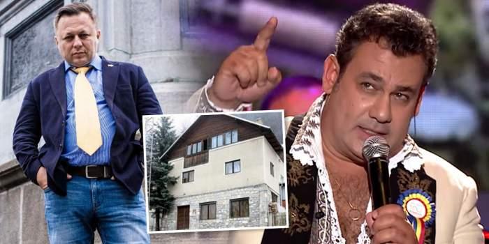 """Reacția lui Ionuț Dolănescu după ce fratele lui, Dragoș, a scos la vânzare casa primită moștenire de la Ion Dolănescu: """"Caracterul lui este nul!"""""""