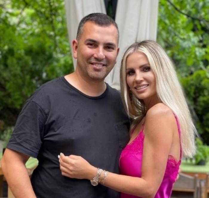 Andreea Bănică își aniversează ziua de naștere și 13 ani de la căsătorie. Vedeta a organizat o petrecere fastuasă / GALERIE FOTO