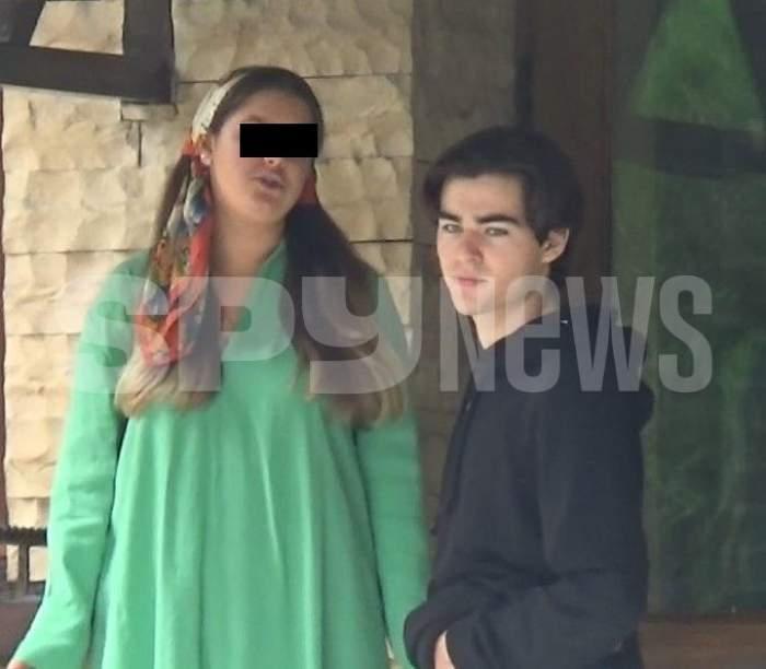 Cum arată tânăra care-i aduce zâmbetul pe buze lui Radu Ștefan Bănică. Fiul juratului de la X Factor radiază în preajma ei / PAPARAZZI