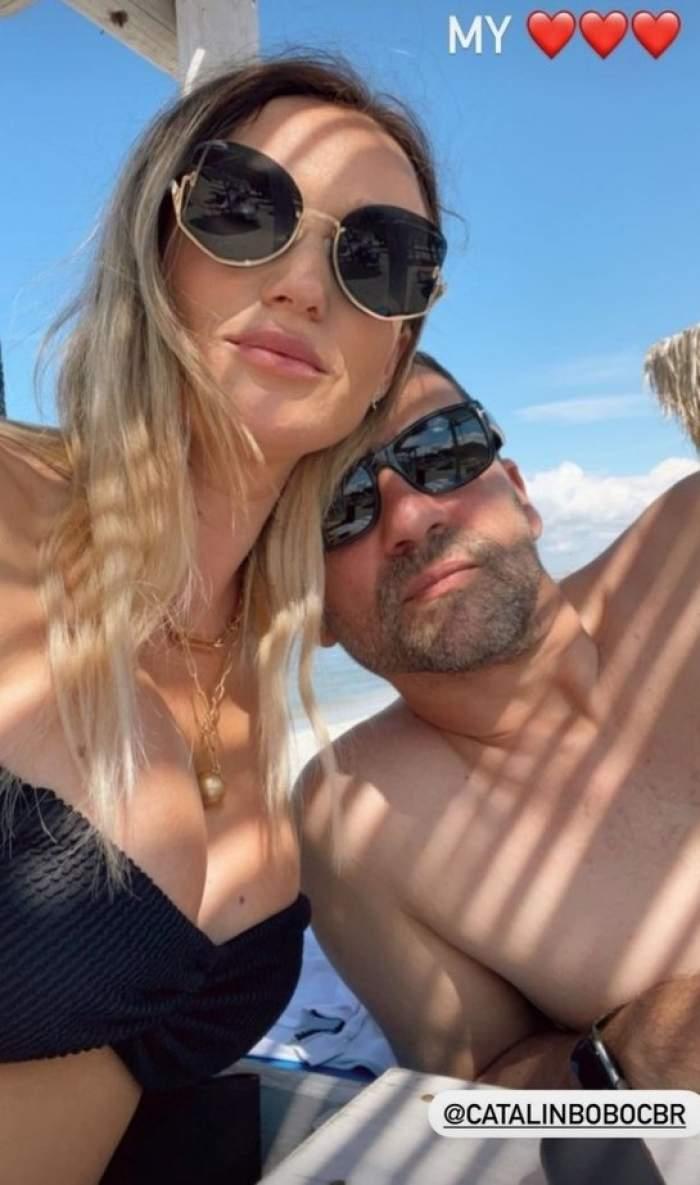 El este iubitul lui Carmen Negoiță. Cine este și cu ce se ocupă partenerul de viață al vedetei / FOTO