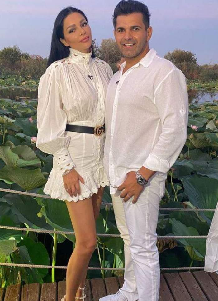 """Brigitte și Florin Pastramă, plimbare pe meleagurile vieneze. Vedetele au fost recunoscute de fani: """"Mai faimoasă în Europa"""" / VIDEO"""