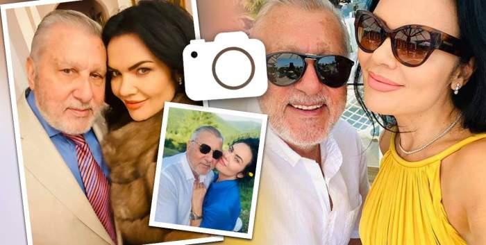 """Ioana Simion și-a retras cererea de divorț! Soția lui Ilie Năstase a decis să rămână alături de fostul tenismen: """"Are nevoie de mine"""""""