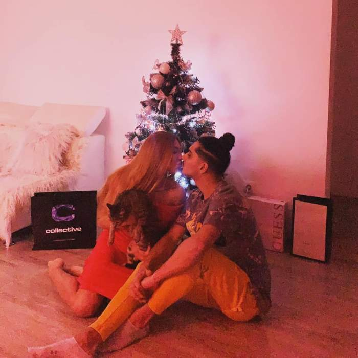Roxana Dobrițoiu s-a împăcat cu iubitul care a înșelat-o. Cum a reușit nepoata lui Adi de la Vâlcea să dea uitării suferința / VIDEO