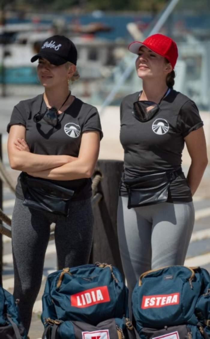 """Ce probleme le dau bătăi de cap Lidiei și Esterei Buble la Asia Express. Cele două surori, despre aventura cu bucluc: """"M-am obișnuit cu cerșitul"""""""