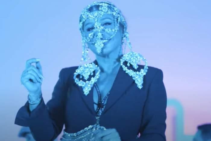 loredana groza in videoclip