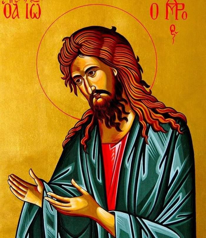 Nașterea Sfântului Ioan Botezătorul, sărbătorită pe 24 iunie. Se spune sau nu la mulți ani?