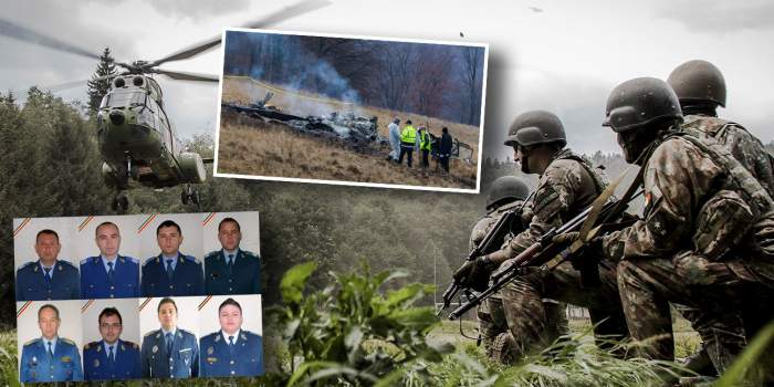 Familiile militarilor morți în accidentul aviatic de la Sibiu, umilite de MApN / Și îndoliați, și cu banii luați!