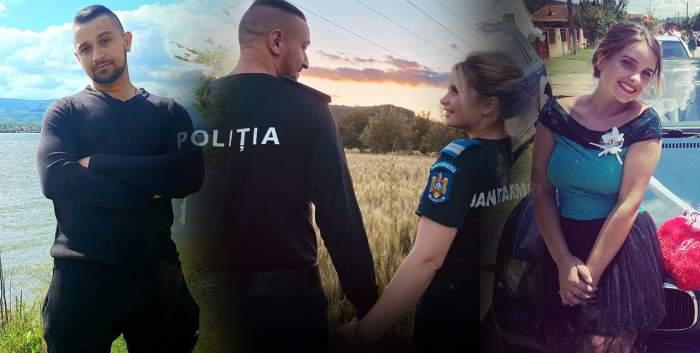 Incredibila poveste de dragoste dintre doi angajați ai Ministerului de Interne / Poliția + Jandarmeria = Love
