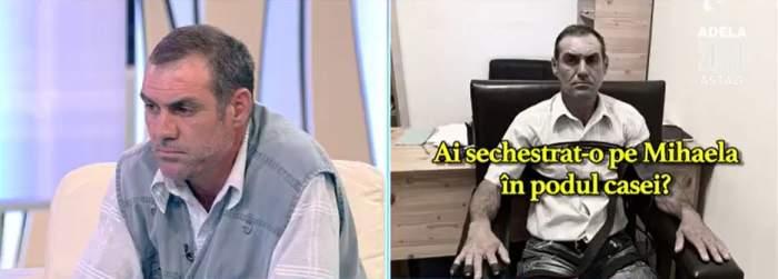 Acces Direct. Valentin, iubitul Mihaelei, a fost prins cu minciuna. Ce ascunde fostul concubin al femeii dispărute din Galați