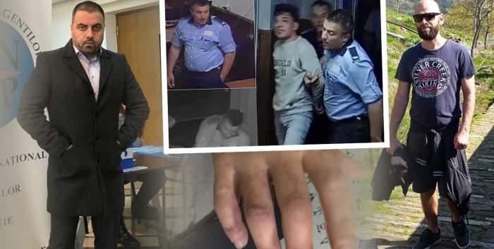 Încă un polițist acuzat în dosarul de tortură de la Secția 16 / Cum a încercat să scape de controlul judiciar