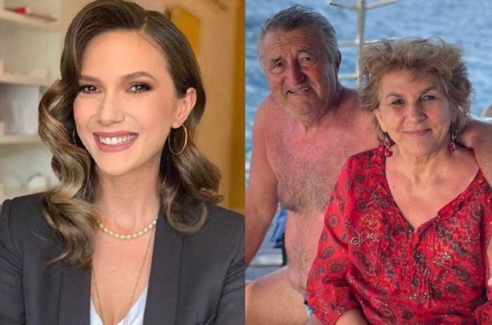 """Tatăl Adelei Popescu, sfat pentru fiica lui: """"Opriți-vă la trei"""". Cum a reacționat soția lui Radu Vâlcan la cele spuse de părintele său"""