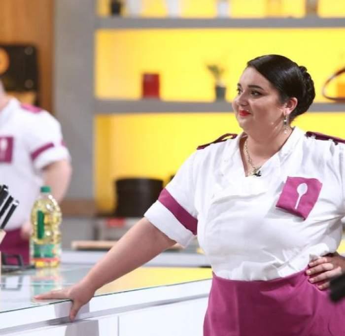 Narcisa Birjaru își dorește un copil, după ce a câștigat Chefi la cuțite. Soțul concurentei a confirmat vestea