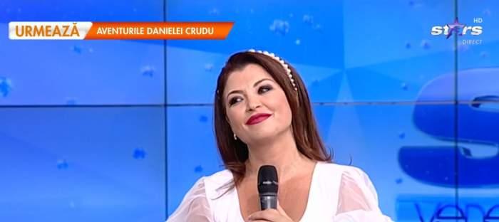 Claudia Ghițulescu la Antena Stars
