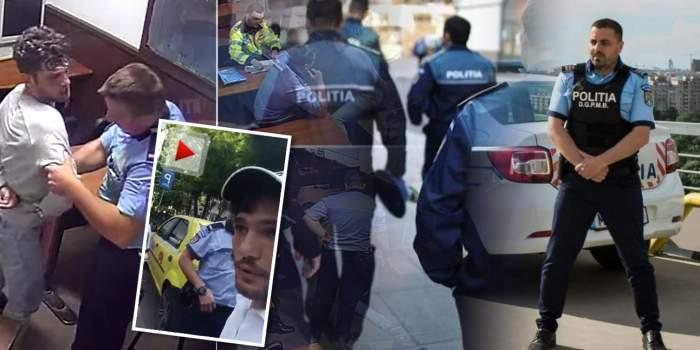 """VIDEO / Tânărul torturat de polițiști, """"vânat"""" de colegii interlopilor cu epoleți / Totul a fost filmat / Răzbunarea, arma... organelor!"""
