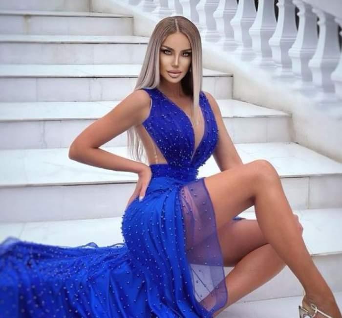 """Bianca Drăgușanu îl înțeapă subtil pe Alex Bodi? Mesajul celebrei blonde: """"Karma nu uită, doar întârzie un pic"""""""