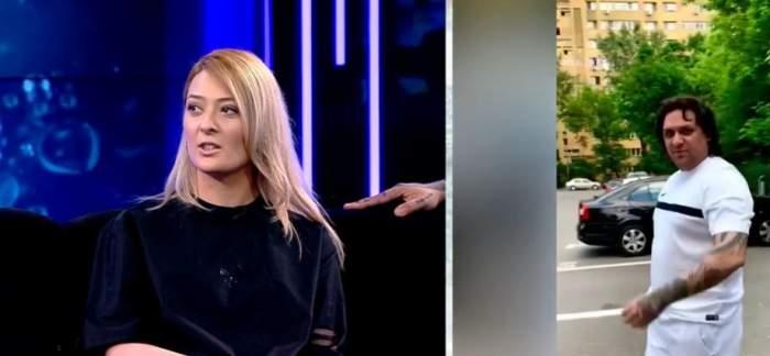 """Cum arată soția lui Luis Stan și de când se cunosc cei doi. Georgeta este vocea care se aude pe fundalul clipurilor: """"I-am zis că are boala copiilor"""""""