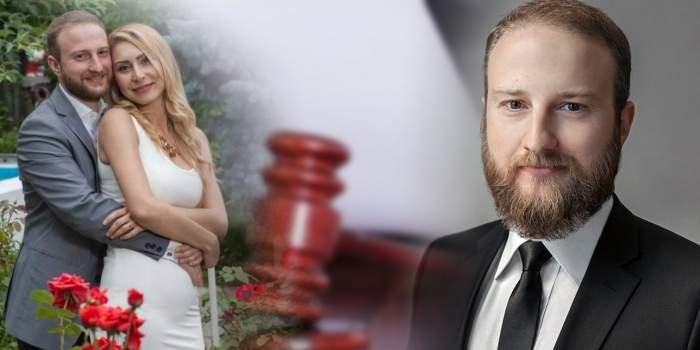 Colaj cu Andrei Tinu și fosta soție