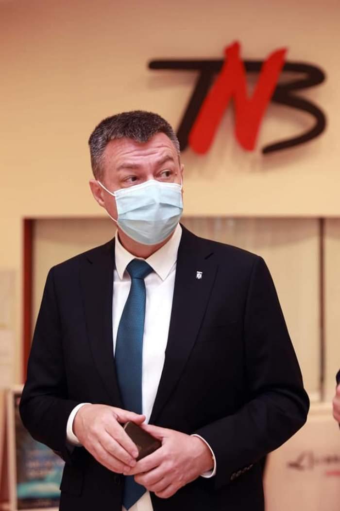 Caravană cu vedete, noua modalitate de a promova vaccinarea. Anunțul făcut de ministrul Culturii, Bogdan Gheorghiu