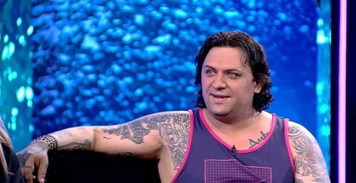 Luis Stan în platou la Antena Stars.