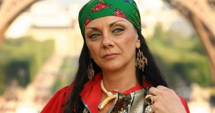 Carmen Tănase în rolul Flăcăricăi.