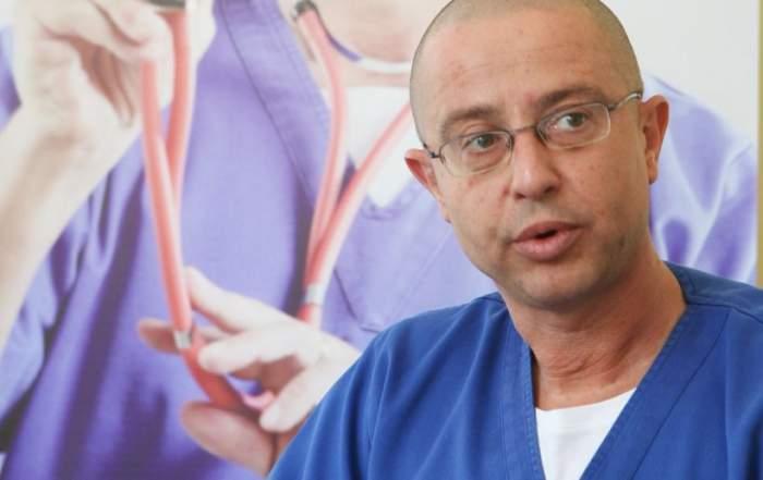 """Număr crescut la ATI din cauza caniculei. Dr. Ciuhodaru: """"Vin în stare critică, cu afecţiuni agravate de căldură"""""""