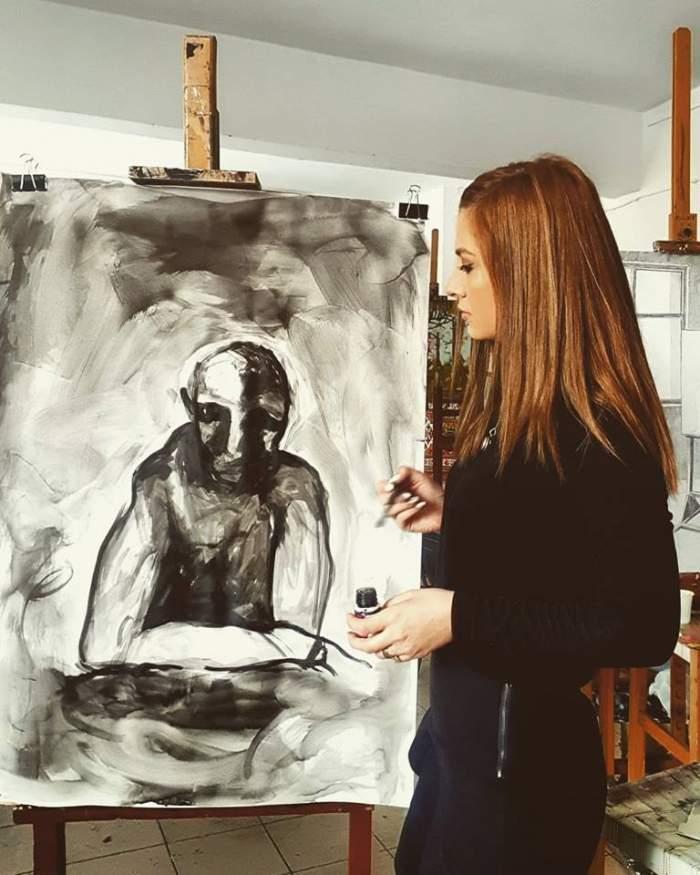 Tânăra pictoriță din Iași, care a plonjat cu mașina în lac, era în depresie. Prin ce momente grele a trecut Cezara Moraru