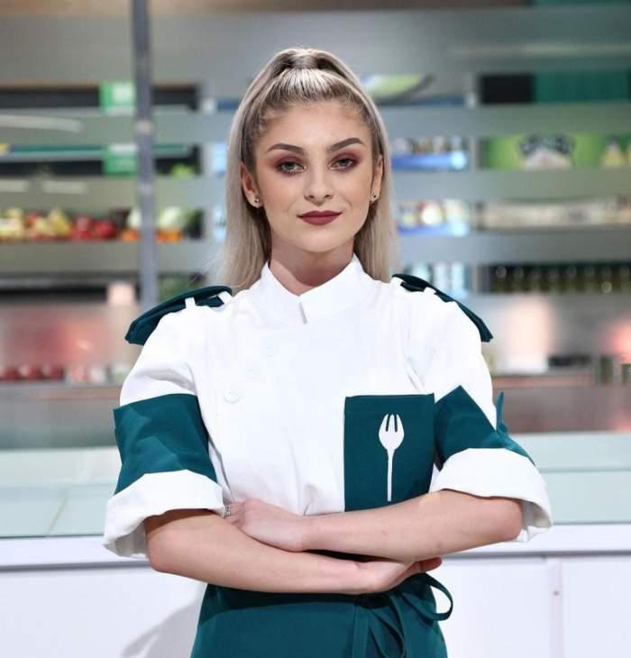 Unde lucrează Elena Matei, după terminarea emisiunii Chefi la cuțite. Ce surpriză le-a pregătit fosta concurentă fanilor