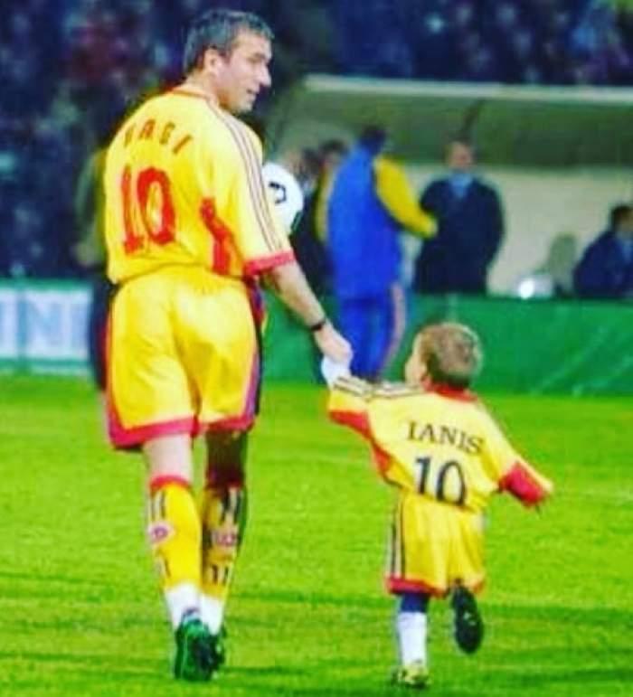"""Cât de bine se înțelege Ianis Hagi cu mama lui. Fotbalistul a făcut mărturii emoționante: """"A vrut să ne trimită la..."""""""