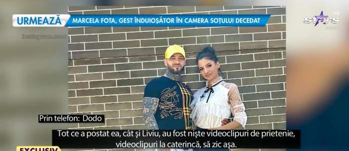 Imagine cu Dodo și Liviu Kevin împreună, captură de la Antena Stars