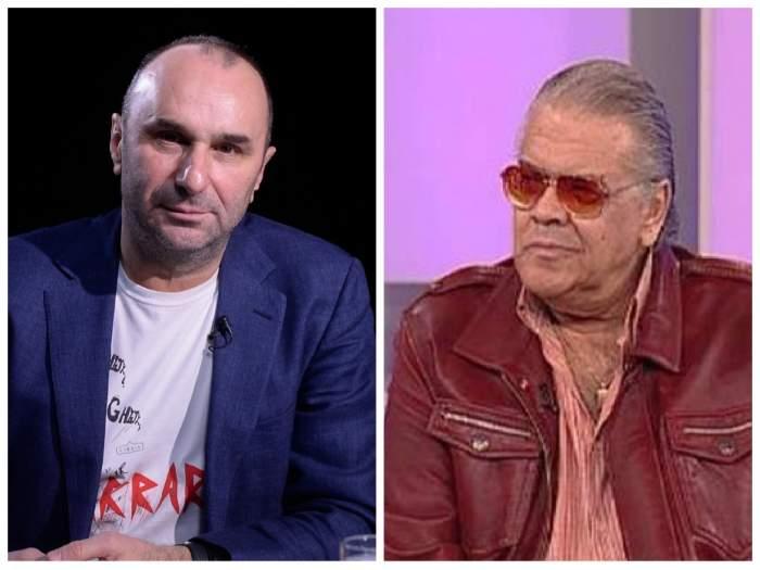 colaj cu Marius Tucă și Florin Condurțeanu