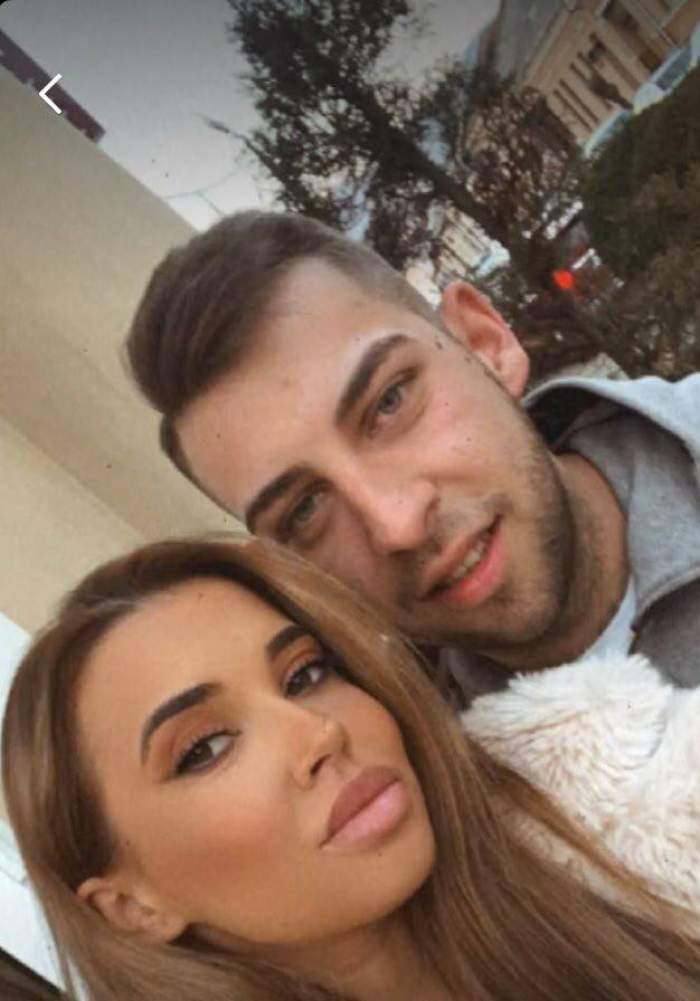 Andra Voloș, fosta iubită a lui Bogdan Mocanu, o nouă cucerire? Cine este bărbatul care se afișează cu ea pe Internet / FOTO