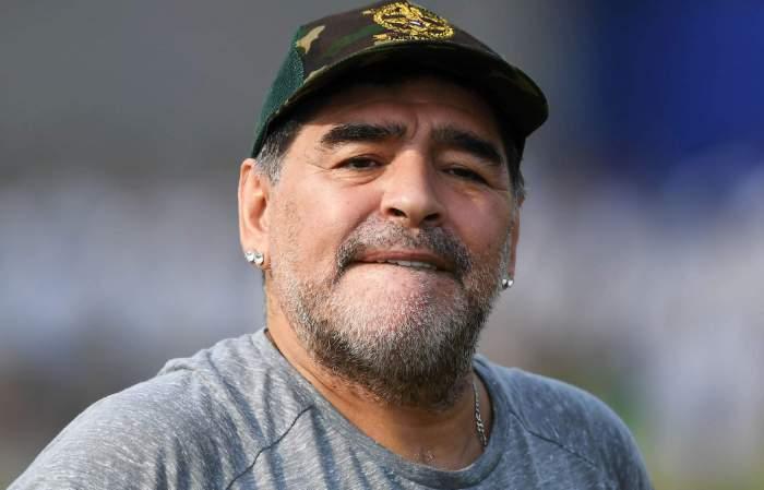 Fiul lui Diego Maradona vrea dreptate! Tânărul a cerut arestarea mai multor persoane suspecte de moartea celebrului fotbalist