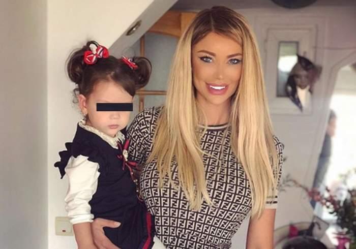 Bianca Drăgușanu, momente grele din cauza stării de sănătate a fiicei sale. Cu ce probleme se confruntă micuța Sofia