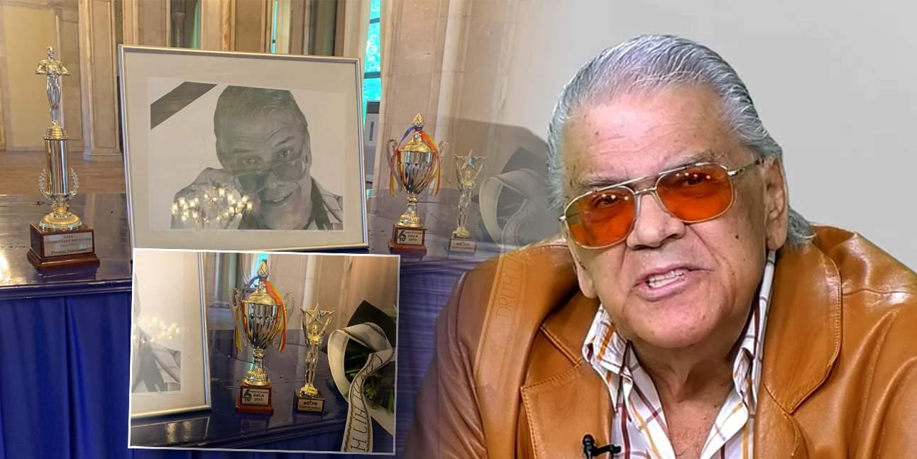 colaj Florin Condurățeanu și trofeele lui