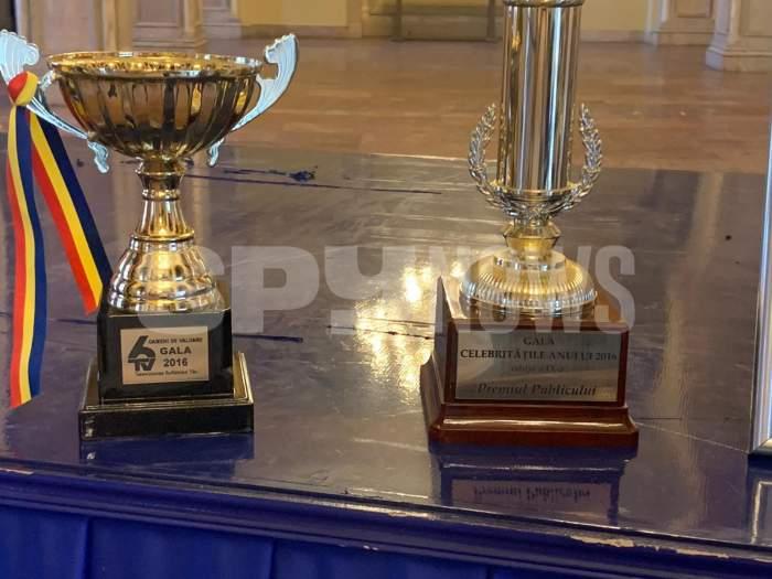 Trofeele de la căpătâiul lui Florin Condurățeanu. Regretatul jurnalist a avut o carieră impresionantă / FOTO