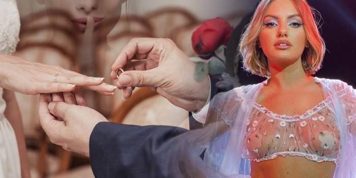 Alexandra Stan s-a căsătorit în mare secret. Evenimentul a avut loc pe plajă. Primele declarații!