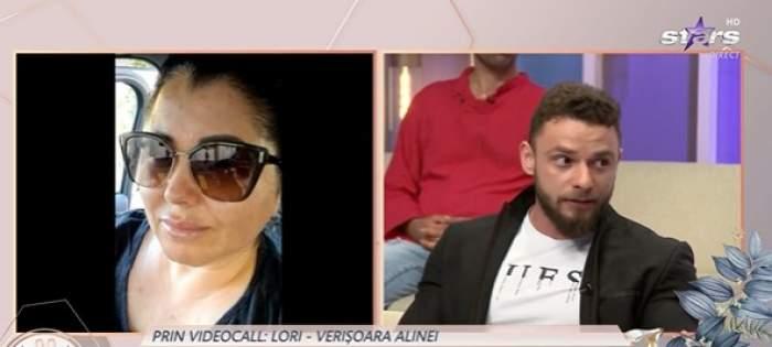 Caputră video, din emisiunea Mireasa, urzeala soacrelor, cu Radu