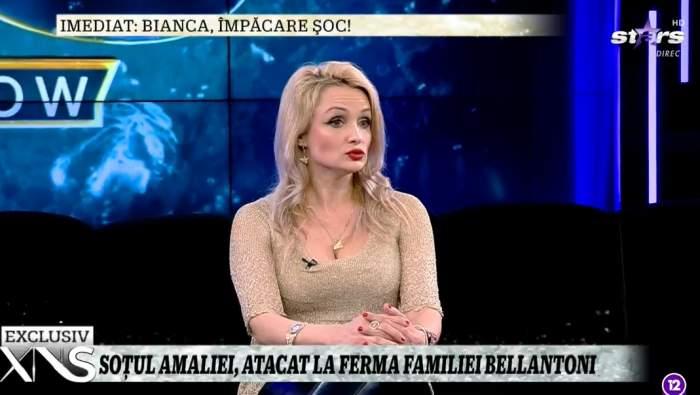 Soțul Amaliei Bellantoni, atacat la ferma familiei. Bărbatul a fost lovit cu pumnii și dat cu capul de asfalt / VIDEO