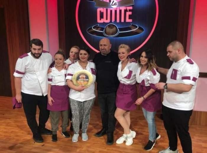 """Ce oferte de muncă a primit Narcisa Birjaru, după ce a câștigat Chefi la cuțite: """"O colaborare am acceptat-o deja"""""""