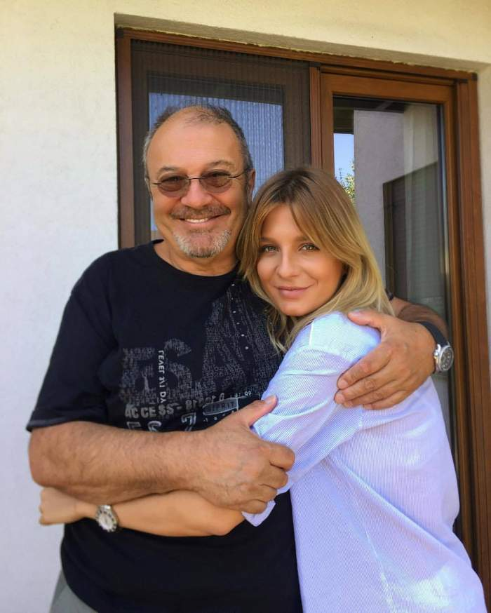 """Cum a reacționat Mircea, tatăl Anei Baniciu, atunci când și-a văzut viitorul ginere pentru prima dată: """"E treabă serioasă"""""""
