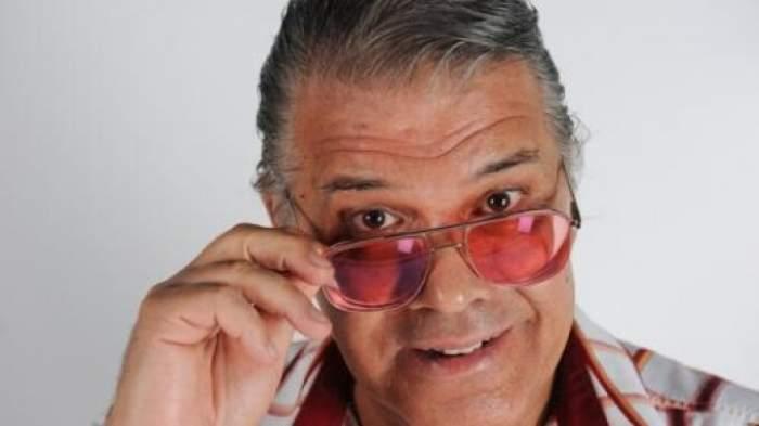 Florin Condurățeanu când era în viață, cu ochelari de soare.