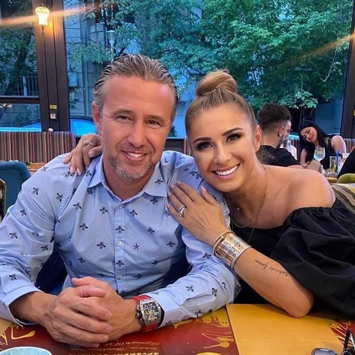 """Anamaria Prodan, declarație de iubire pentru Laurențiu Reghecampf, deși antrenorul a spus că vor divorța: """"Tatăl și soțul perfect"""""""